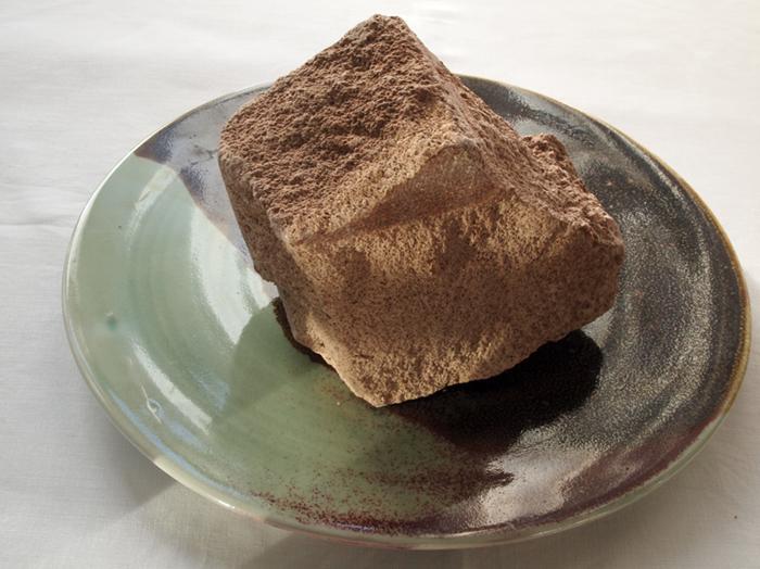 A Hunk of Chocolate